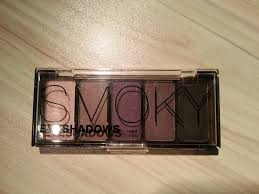 h m smoky eyeshadows in purple shades