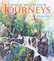 chinese watercolor journeys with lian quan zhen lian quan zhen 0035313662256 com books