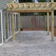 Concrete Patio Cost Per Square Foot by Exterior Concrete Patio Cost Choice For Your Patio U2014 Hmgnashville Com