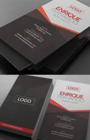 Template Business Card Psd 25 New Elegant Business Card Psd Templates Design Graphic