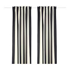 Curtain Pair Omedelbar Curtains 1 Pair Ikea