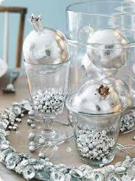 silver centerpieces 36 impressive christmas table centerpieces decoholic