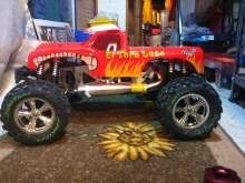 monster truck collezionismo modellismo tempo libero kijiji