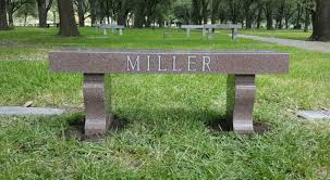 cemetery benches granite benches for cemetery by schlitzberger