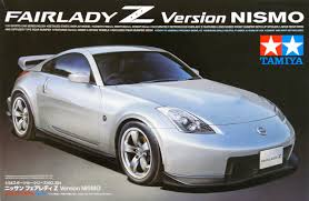 nissan fairlady 370z nismo tamiya 24304 nissan fairlady z version nismo 1 24 scale kit