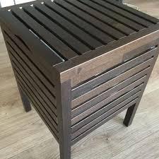Molger Bench Find More Ikea Molger Bathroom Storage Stool For Sale At Up To