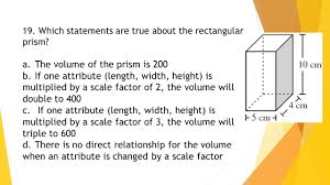 unit 8 review measurement 7 th grade 1 find the volume of the
