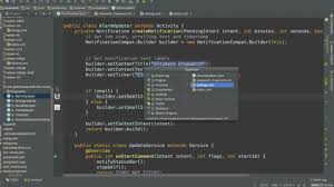 android stuido launches android studio and new features for developer