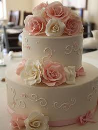 Wedding Cake Flowers White And Pink Flower Beautiful Wedding Cake Styles Time