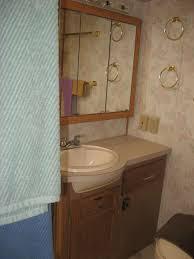 Bathroom In Garage 1995 Fleetwood Pace Arrow