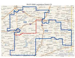 State Map Of Illinois by Will County Politics Realigned Illinois State Legislative And