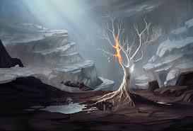 white tree by jasinai on deviantart