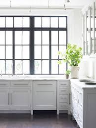 Kitchen Windows Design by Windows Black Windows Countertop And Marbles