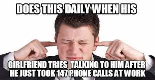 Just Meme - if you work or have worked in a call center these hilarious memes