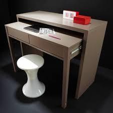 bureau retractable bureau console retractable les 3 suisses déco idées meubles