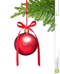 tree decorations ornaments lights card and