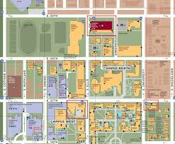 University Of Michigan Campus Map by Kadanoff Memorial Symposium Directions Uchicago Mrsec