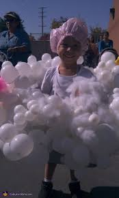 homemade bubble bath costume for kids photo 2 2