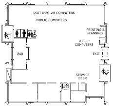 www floorplan floor plans steenbock library