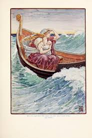 mythology kaitlin bevis