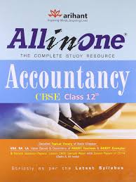 buy cbse all in one accountancy class 12 old edition book online