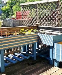 Raised Patio Planter by Apartment Porch Garden Altan Inspiration Og Noget Om Mit Liv Som 8