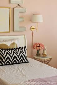 Pink And Gold Bathroom by 117 Best A Sweet Pink And Yellow Girls Bedroom Images On Pinterest