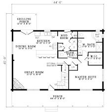 Country Style Open Floor Plans 290 Best For The Home House Plans Images On Pinterest House