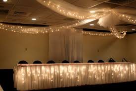 furniture glamorous decorating the ceiling fabric fall wedding