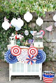 4th Of July Decoration Ideas Fourth Of July Party Decorating Ideas A Pumpkin And A Princess