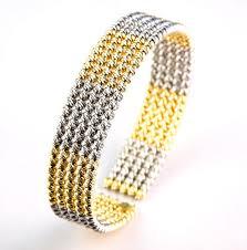 bracelet gold white gold images White gold bangles gold gold jewellery chenmal tekchand co jpg