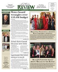 rancho santa fe review 04 28 16 by mainstreet media issuu