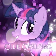 Ellie Goulding Bright Lights Ellie Goulding Lights Twilight Sparkle By Adrianimpalamata On