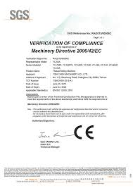 perfil yieh chen machinery co ltd