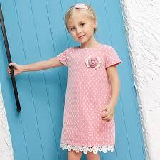 dress pattern brands summer 2017 baby girls dresses kids clothes brand children dress for