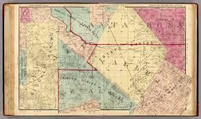 Petaluma Ca Map Analy Santa Rosa Vallejo And Petaluma Townships David Rumsey
