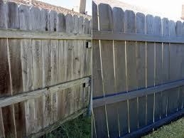 Backyard Wall Fence Painting And Staining Guide Quick Tips Hgtv