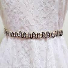 satin sash belt sequin beaded butterfly sash belt butterfly belt bridal belt
