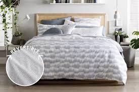 sheridan romey quilt cover light grey