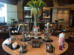 15 luxurious afternoon teas under 18 person in bangkok