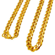 curb chain necklace fashion images Olivia fashion 18k gold curb chain 100 meters dubai new stainless jpg