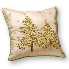 national tree company 16 in christmas trees pillow rac s40959a1