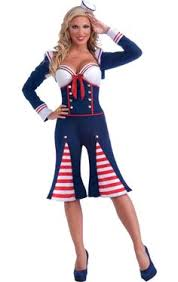 Halloween Costumes Sailor Woman Women U0027s Sailor Military Halloween Costumes Nautical U0026 Sailor