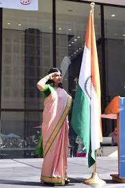 How To Draw A National Flag Of India Press Release Consulate General Of India Chicago
