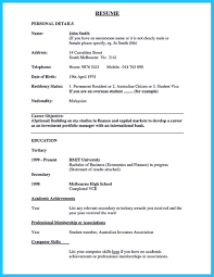 Private Banker Resume Sample by Banking Resume Examples Are Helpful Matters To Refer As You Are