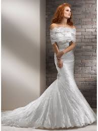 wrap wedding dress trumpt mermaid sweetheart lace court wedding dresses with