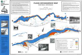 Newfoundland Map Flooding In Newfoundland And Labrador Environment And Climate Change