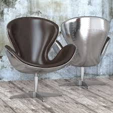 the swan chair great dimensions h w d description chic and