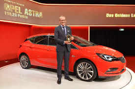 opel astra 2015 new opel astra wins u201c2015 golden steering wheel u201d
