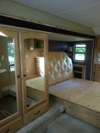 Rv Roman Shades - murphy bed folded camping pinterest bhs and rv
